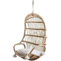 silla colgante de ratan Z@ss el corte ingles sillon colgante